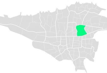 محله های منطقه هفت